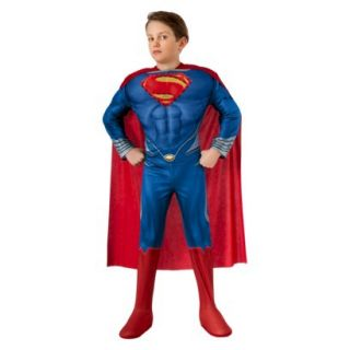 Ecom Superman Man of Steel Deluxe Lightup Superman Child 001