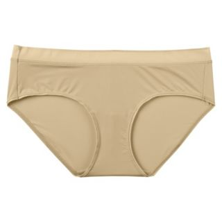 JKY By Jockey Womens Nylon Stretch Hipster   Toasted Beige 5