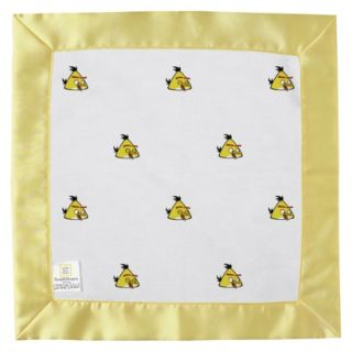 Swaddle Designs Angry Birds Baby Lovie   Yellow