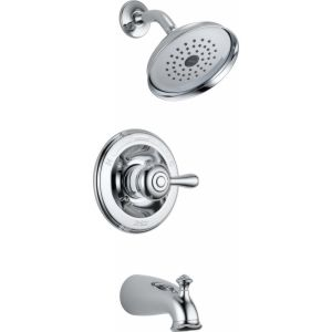 Delta Faucet 14478 SHL Leland Monitor 14 Series Tub and Shower Faucet