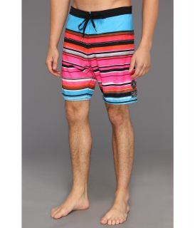 Billabong Iconic Stripe Boardshort Mens Swimwear (Pink)