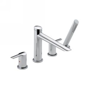 Delta Faucet T4761 Compel Compel Roman Tub w/ Hand Shower Trim Only
