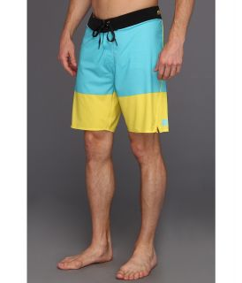 Rip Curl Mirage Aggrosplit Boardshort Mens Swimwear (Yellow)