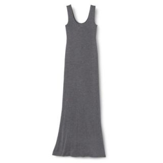 Merona Petites Sleeveless Maxi Dress   Gray LP