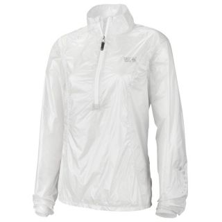 Mountain Hardwear Ghost Whisperer Anorak Jacket   Super Ultra Lightweight (For Women)   SEA SALT (M )