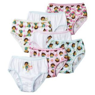 Dora the Explorer Girls 7 Pack   Assorted 6