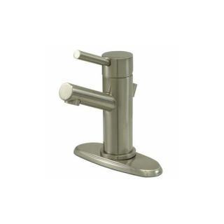 Elements of Design ES8428DL NuVo Centerset or Single Hole Lavatory Faucet