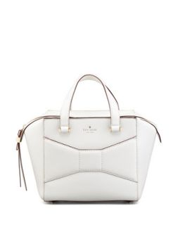 2 park avenue beau small shopper tote bag, cream   kate spade new york