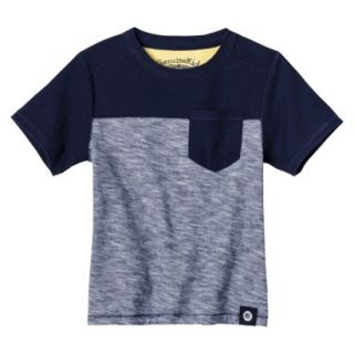 Genuine Kids from OshKosh Infant Toddler Boys Short Sleeve Color Block Tee