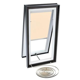 Velux RMC 3434 1086 Skylight Blind, Electric Powered Light Filtering for Velux VCE 3434 Models Beige