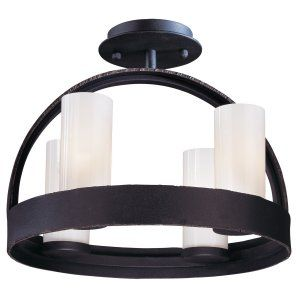 Troy Lighting TRY C2800 Eclipse 4 Light Ceiling Semi Flush