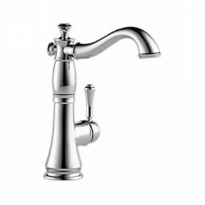 Delta Faucet 1997LF Cassidy Single Handle Bar/Prep Faucet