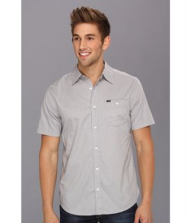 Hurley Rise Solid S/S Shirt Mens Short Sleeve Button Up (Multi)