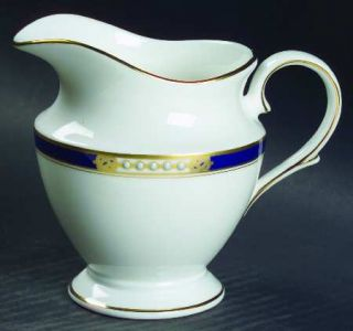 Lenox China Royal Treasure Creamer, Fine China Dinnerware   Classics Collection,