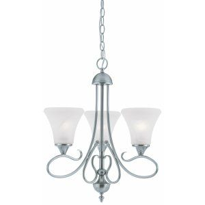 Thomas Lighting THO SL811378 Elipse Chandelier 3x100W