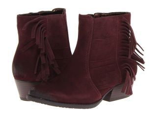 Kenneth Cole Reaction Raw Dy Womens Zip Boots (Burgundy)