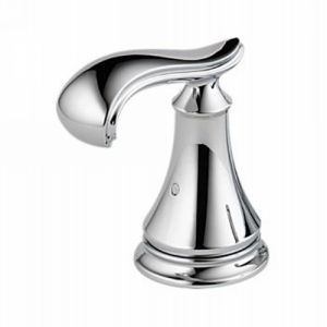 Delta Faucet H698 Cassidy Two French Curve Bath Roman Tub Handle Kit