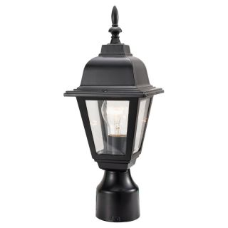 DHI CORP Design House 507509 Maple Street Outdoor Post Light   6 x 16 in.