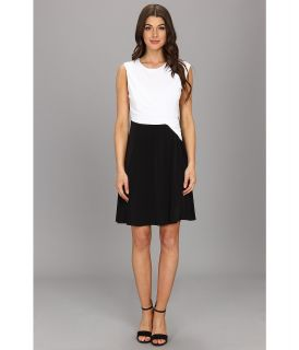 Kenneth Cole New York Kasia Dress Womens Dress (White)