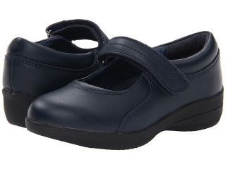 Kenneth Cole Reaction Kids Take the Grade Jr Uniform Girls Shoes (Navy)