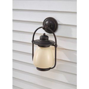 Feiss FEI OL9402GBZ Mc Coy 1   Light Outdoor Lantern