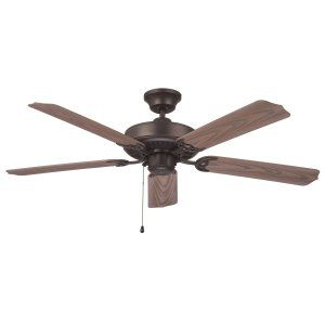 Ellington Fans ELF WOD52ABZ5X All Weather 52 Ceiling Fan