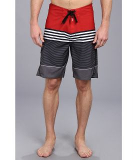 Rip Curl Process Boardshort Mens Swimwear (Red)