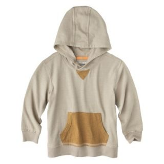 Genuine Kids from OshKosh Infant Toddler Boys Sweatshirt   Khaki 2T