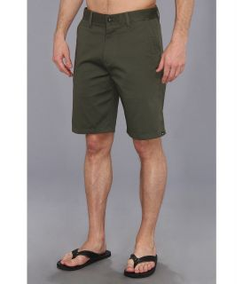 Quiksilver Union Chino Walkshort Mens Shorts (Olive)
