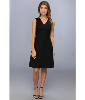 Kenneth Cole New York Cailey Dress Womens Dress (Black)