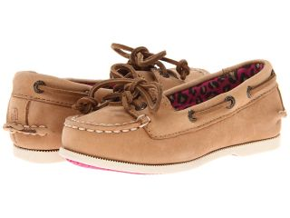 Sperry Top Sider Kids Audrey Girls Shoes (Brown)