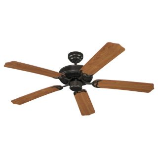 Sea Gull Lighting Quality Max Energy Listed Heirloom Bronze 5 blade Ceiling Fan