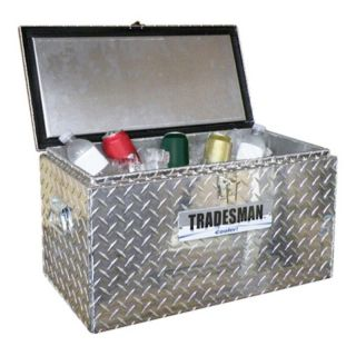 Tradesman Heavy Duty Aluminum Cooler Multicolor   TALCOOLER