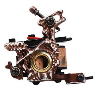 8 Wrap Coils Iron Alloy Tattoo Machine Liner