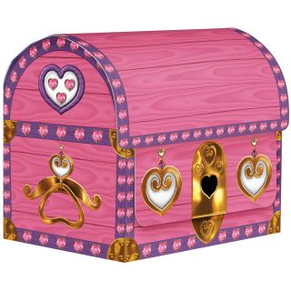 Princess Treasure Chest Treat Boxes