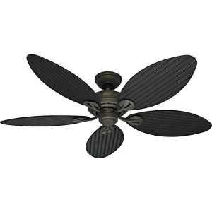 Hunter HUF 54098 Bayview Damp/Outdoor rated Ceiling fan