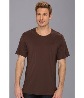 Tommy Bahama Cotton Modal Jersey S/S T Shirt Mens T Shirt (Brown)