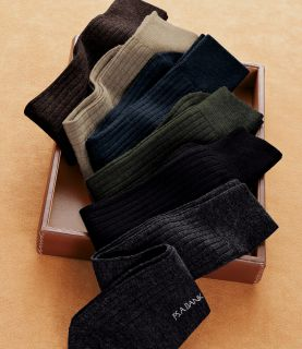 Merino Wool Mid Calf Socks JoS. A. Bank